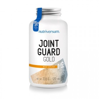 Глюкозамин Хондроитин МСМ (MSM) PurePRO (Nutriversum) Joint Guard Gold  (120 таб)
