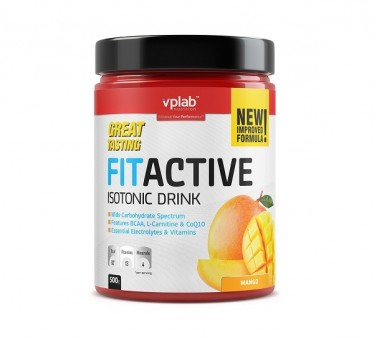 VPLab Fit Active Isotonic Drink 500g.