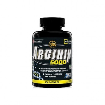 All Stars Arginin 5000mg 150c.
