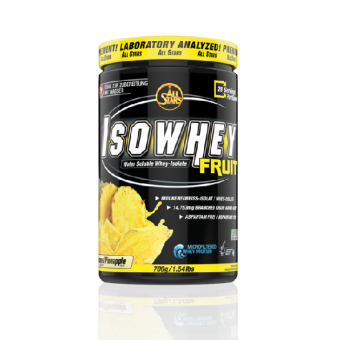 Isowhey Fruit 700g