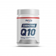 Co Q10  Geneticlab Coenzyme Q10 100 мг  (60 капс)