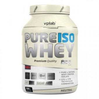 Pure Iso Whey 908g.