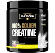 Креатин моногидрат Maxler 100% Golden Creatine  (300 г)