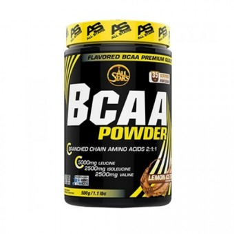 All Stars BCAA Powder 500g.