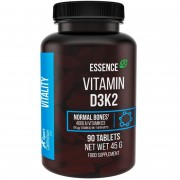 Отдельные витамины Sport Definition Essence Essence Vitamin D3K2  (90 таб)