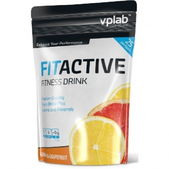 VPLab Fit Active Fitness Drink 500g.