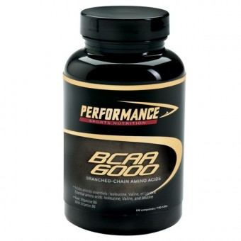 Performance BCAA 6000 100t.