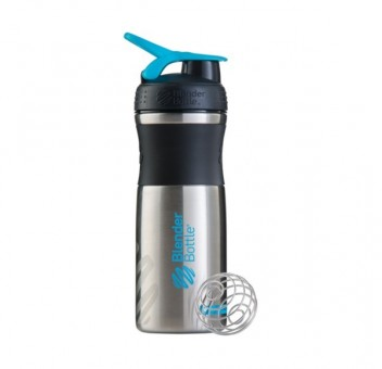 Шейкеры Blender Bottle SportMixer Stainless  (800 мл)