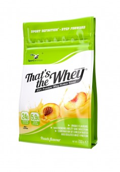 Sport Definition That's the Whey 700g.