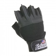 Перчатки Schiek 530 Platinum Lifting Gloves  (Черный)
