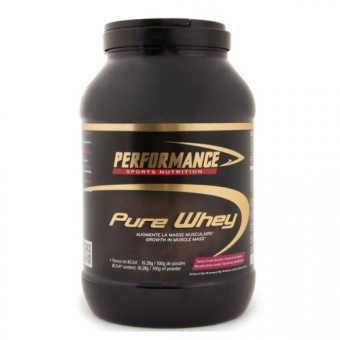 Pure Whey 2000g.
