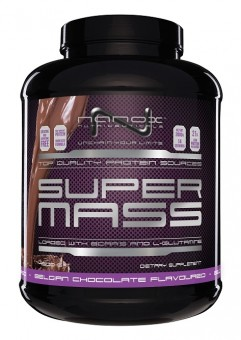Nanox Super Mass 4500g. Chocolate
