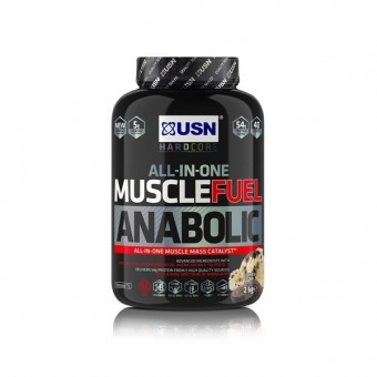 USN Muscle Fuel Anabolic 2000g. Chocolate