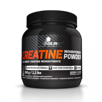 Креатин моногидрат Olimp Creatine Monohydrate  (550 г)