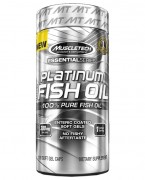 Омега-жиры Muscletech Platinum 100% Fish Oil  (100 капс)