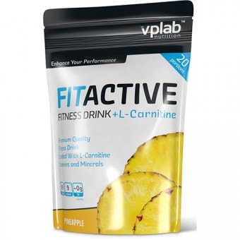 Fit Active + L-Carnitine 500g.