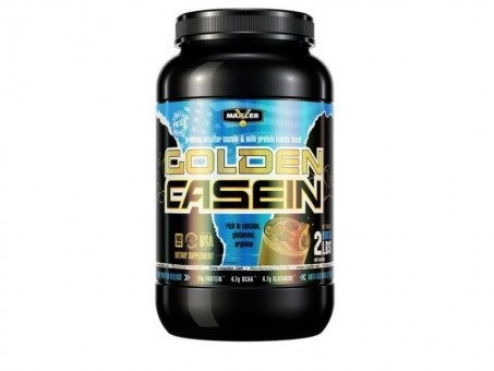 Maxler Golden Casein 908g. Milk Chocolate
