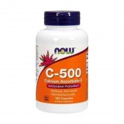 Витамин C NOW C-500 Calcium Ascorbart-C  (100 капс)