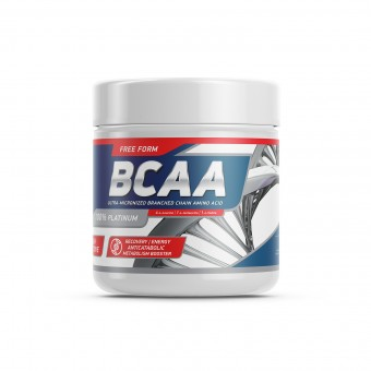 Geneticlab BCAA Powder 200g. Unflavored