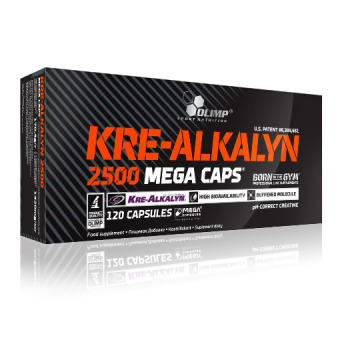 Olimp Kre-Alkalyn 120c.