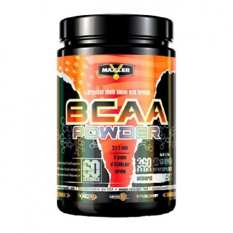 Maxler BCAA Powder 360g. Unflavored