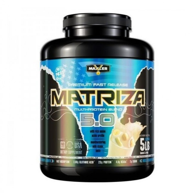Maxler Matriza 2270g. Bananas & Cream