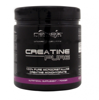 Креатин моногидрат Nanox Creatine Pure  (300 г)