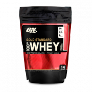 ON 100% Whey Gold Standard 454g. Double Rich Chocolate
