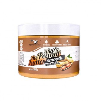 Sport Definition That's the Peanut Butter 300g.