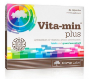 Женские витамины Olimp Vita-Min plus For Women   (30c.)