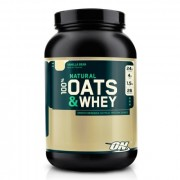100% Natural Oats & Whey 1363g