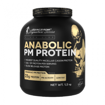 Kevin Levrone Anabolic PM Protein 1500g.