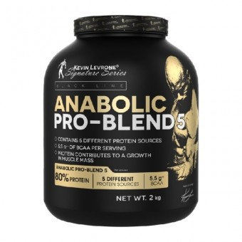 Kevin Levrone Anabolic Pro-Blend 5 2000g.