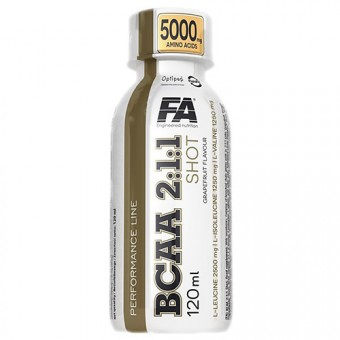 FA BCAA 2:1:1 Shot 120ml.