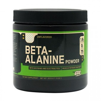 ON Beta-Alanine 203g. Unflavored