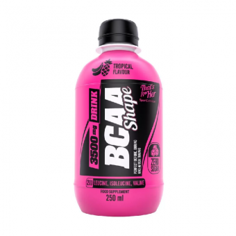 Sport Definition BCAA 3500mg Drink 250ml. Tropical