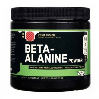 ON Beta-Alanine 263g. Fruit Fusion