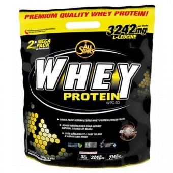 All Stars Whey Protein 2000g.
