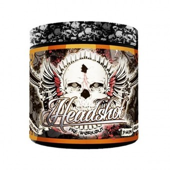 Firebox Headshot 25 Servings 388g. Orange