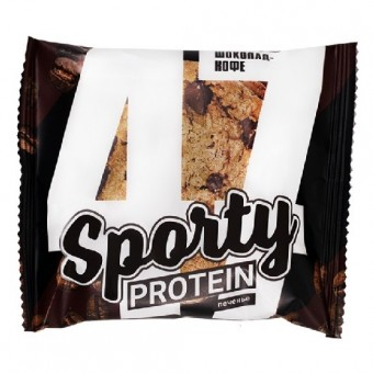 Sporty Protein Cookie 65g.