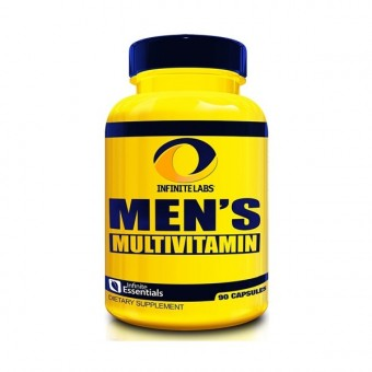 Infinite Labs Men's Multivitamin 120t.