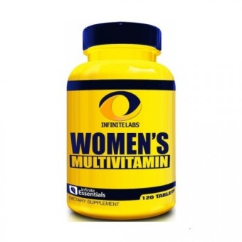 Infinite Labs Women's Multivitamin 120t.