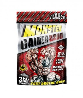 Monster Gainer 3000g.