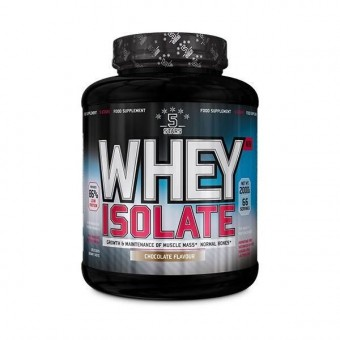 5Stars Whey Isolate 2000g.