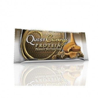 Quest Bar 50g. Cravings Peanut Butter Cups
