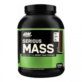 ON Serious Mass 2727g. Vanilla