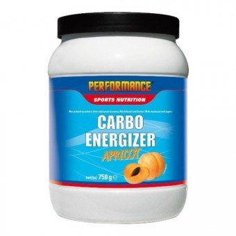 Performance Carbo Energizer 750g.